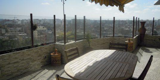 Vente Duplex Casablanca Palmier