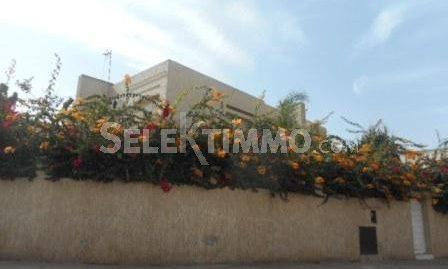 Vente Villa Casablanca Ain Diab