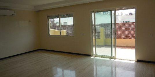 Appartement vide à louer à Gauthier