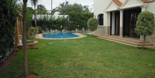 Villa à louer à Manar