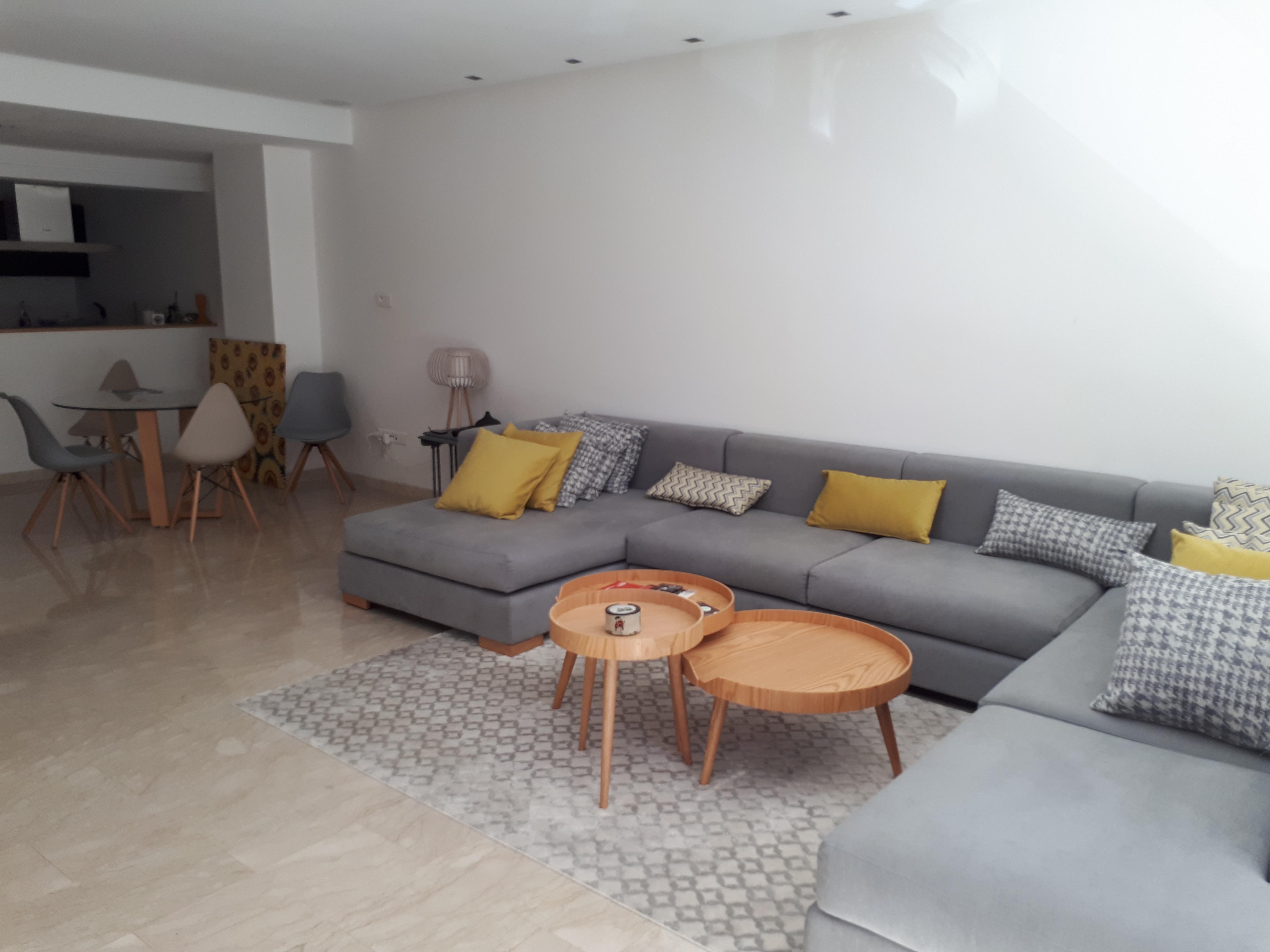 Appartement meublé à louer à Gauthier