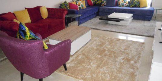 Appartement Meublé à louer à casa finance city