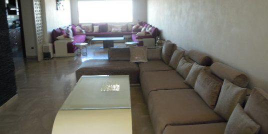 Appartement meublé à louer à Ain Diab