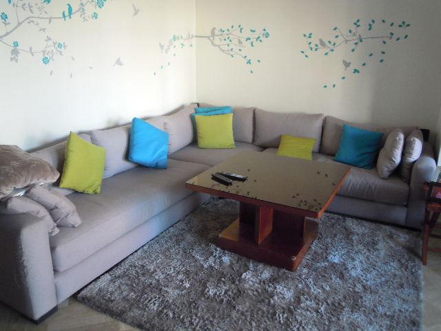 Location Duplex Meublé Racine Casablanca