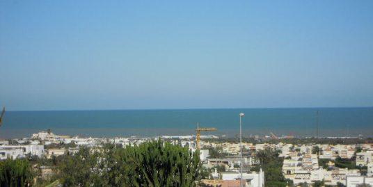 Location Rez De Jardin Ain Diab Casablanca