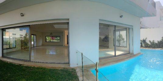 Villa neuve et moderne à vendre à Ain Diab