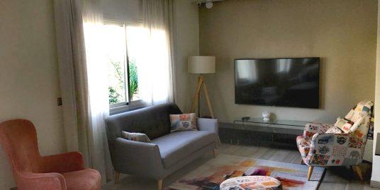 Appartement Meublé à louer sur Bd Massira