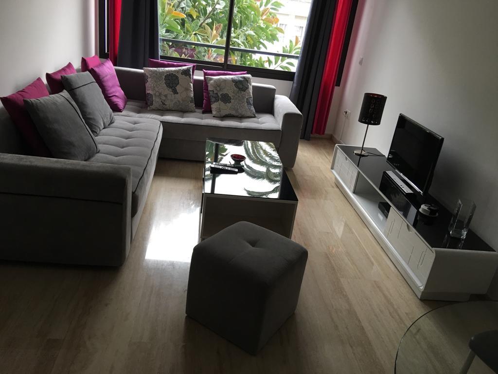 Coquet studio à louer meublé à Gauthier