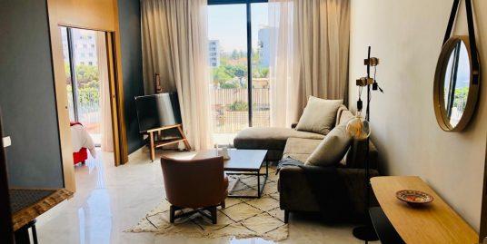 Studio neuf meublé à louer à la Ferme Bretonne