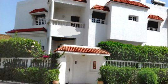 Villa à louer vide à Monica à Mohammedia