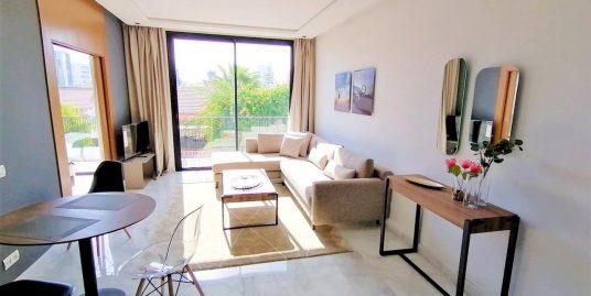 Studio meublé moderne et neuf à louer à la ferme bretonne