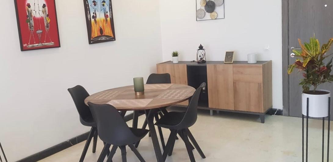 Studio meublé à louer à Racine